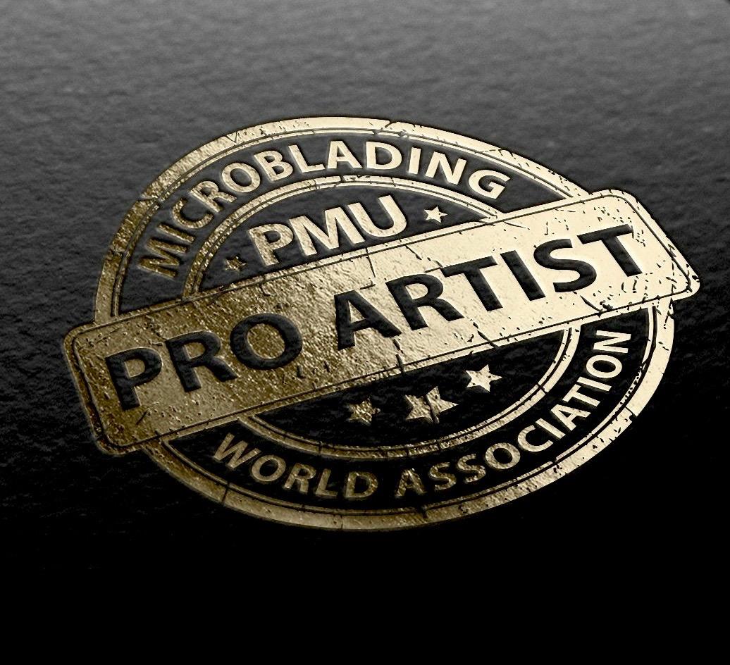 Sabine Bundschuh wurde als Microblading Pro Artist ausgezeichnet.